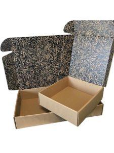 Coffret carton packaging