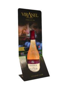 PLV linéaire vin