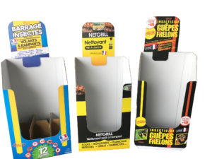 Box en carton personnalisable