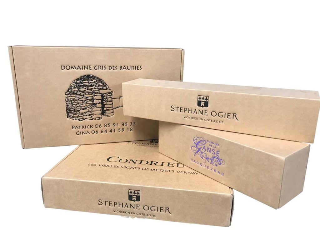 Packaging luxe carton fabricant