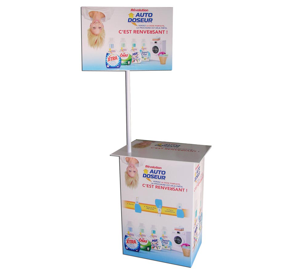 Stand-carton