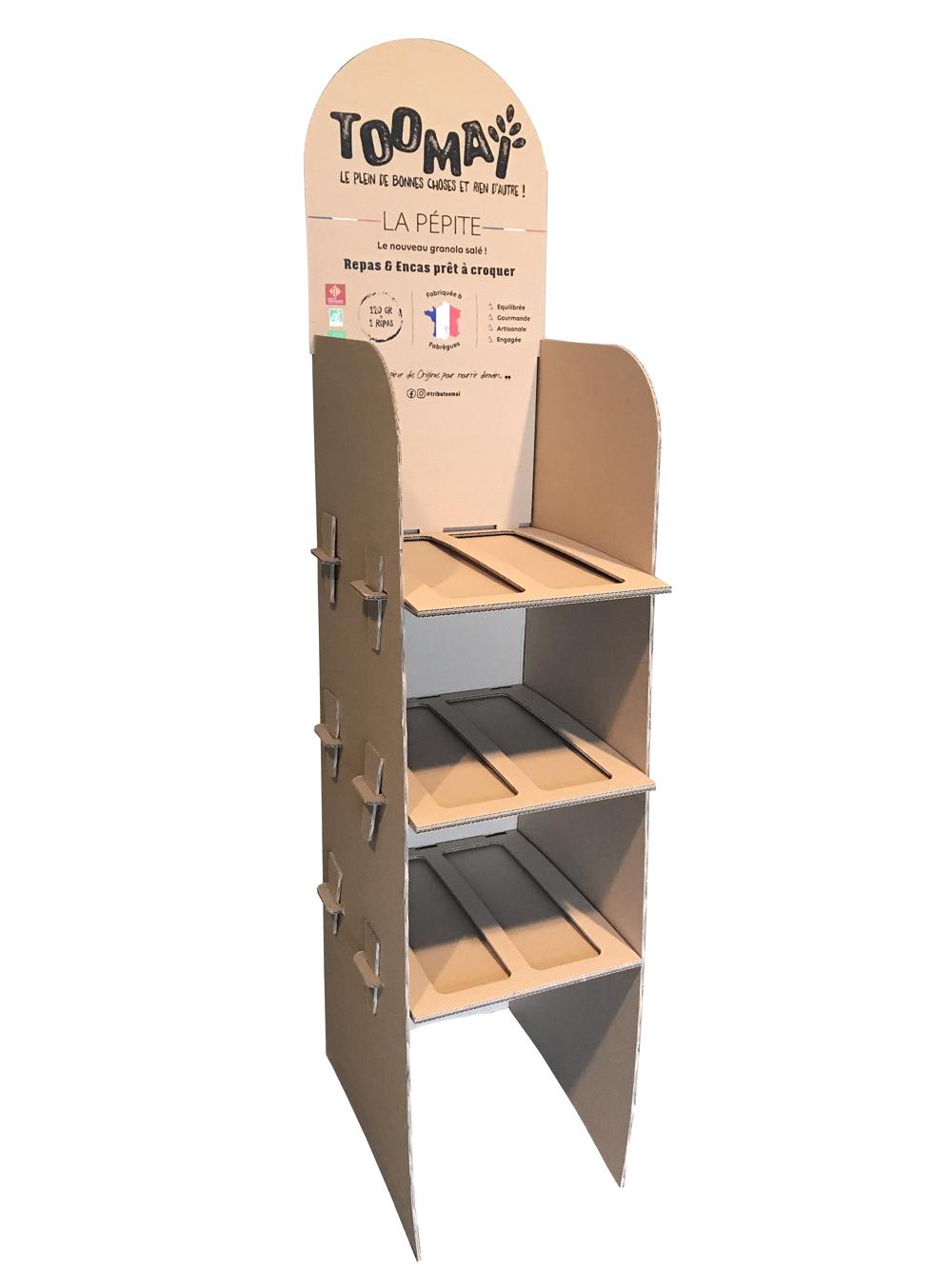 meuble-personnalisé-carton