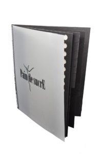 pochette classeur carton fabricant