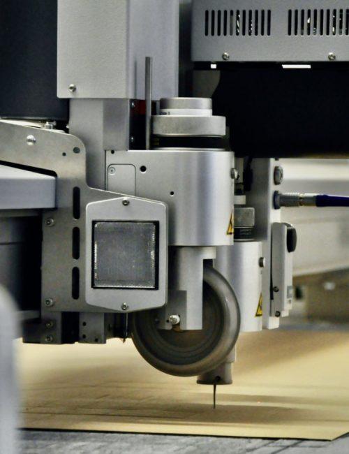 Machine faconnage carton